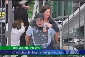 Kiwis have been well served by our main free-to-air networks' coverage since the quake. Photo / TV3