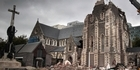 View: Inside the devastated Christchurch Cathedral