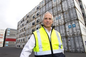 Fonterra's outgoing chief executive Andrew Ferrier. Photo / Supplied