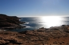 Looking out into Pot Gorge in Kalbarri, Western Australia. Photo / Supplied