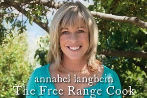 Annabel Langbein self-published her latest cookbook, and has sold more than 110,00 copies. Photo / Supplied