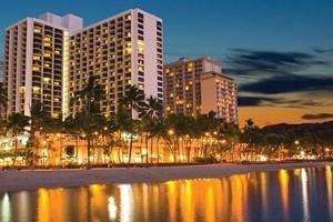 The Marriot Hotel Waikiki Beach, Honolulu. Photo / Supplied