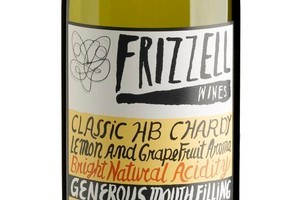 Frizzell 2008 Hawkes Bay Chardonnay Third Run, RRP $21. Photo / Supplied