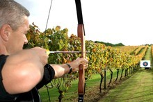 Archery on Waiheke. Photo / Supplied