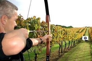 Archery on Waiheke. Photo / Supplied