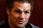 Richie McCaw, captain of the Crusaders. Photo / Getty Images