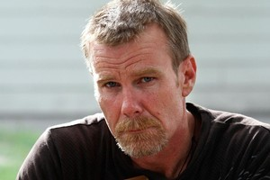 Dean Dunbar. Photo / Brett Phibbs