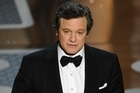 Colin Firth was awarded the Oscar for best performance by an actor in a leading role for 'The King's Speech' at the 83rd Academy Awards. Photo / AP