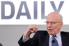 Rupert Murdoch. Photo / AP