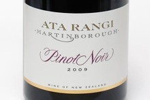 2009 Ata Rangi Pinot Noir, $75. Photo / Richard Robinson