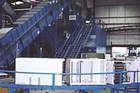 The fridge recycling depot in North London, where Lee Sheppard is thought to have died in 2003. Photo / Supplied
