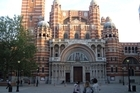 Westminster Cathedral in central London. Photo / Suppled
