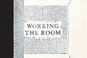 Working The Room book cover. Photo / Supplied