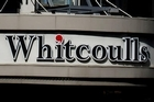 Whitcoulls' Queen St store is an Auckland landmark, but for how long? Photo / Greg Bowker