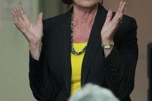 Minister of Education Anne Tolley. Photo / Hawke's Bay Today