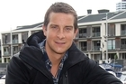 Bear Grylls. Photo / NZPA