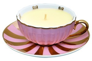 MOR Marshmallow Fragrant Tea Cup Candle, $64.95. Photo / Supplied