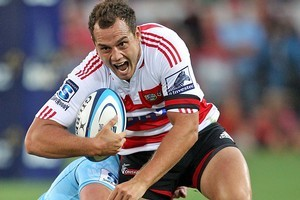 Israel Dagg has looked lively in his first two games for the Crusaders. Photo / Getty Images