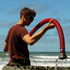 Army officers continue to pump seawater at New Brighton Beach where they are operating a mobile desalination and water purification station providing freshwater to the community in New Brighton. Photo / Getty Images