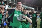 Ireland stunned England by three wickets this week. Photo / Getty Images