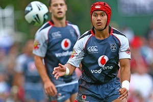 Christchurch-born Godinet was a standout for the Auckland Vulcans in their 2010 New South Wales Cup campaign. Photo / Getty Images