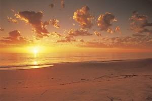 Sunset at Preston Beach in Western Australia. Photo / Tourism Western Australia