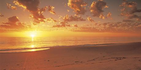 Sunset at Preston Beach in Western Australia. Photo / Tourism Western Australia