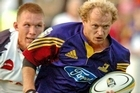 Tony Brown last played for the Highlanders in 2004. Photo / Getty Images