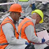 The painstaking work of searching the rubble at the CTV building in Madras Street continues. Photo / NZPA/David Wethey