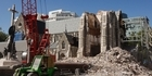 View: Inside Christchurch's stricken  CBD