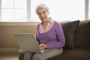 Older workers must keep up with technology. Photo / Thinkstock