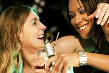 James Griffin questions the validity of the title: The Best Beer Drinking Songs Ever ... For Girls, believing drunk woman get intoxicated not through beer, but, probably through RTD's or champagne. Photo / Thinkstock