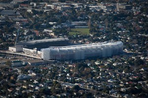 Eden Park. Photo / Richard Robinson