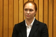 Kara Hurring faces charges of money laundering and theft of $6.7 million. Photo / Alan Gibson