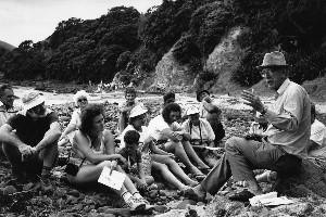 Professor John Edward Morton ,zoologist and environmentalist. File Photo / NZ Herald