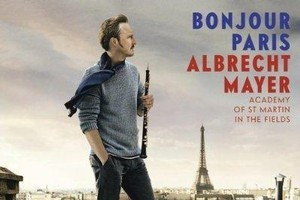 Bonjour Paris, Albrecht Mayer. Photo / Supplied