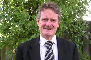 New Zealand Property Investors Federation president Martin Evans Photo / supplied