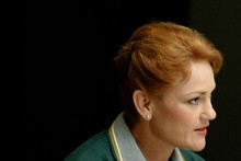 Pauline Hanson. Photo / Richard Robinson