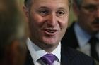 Prime Minister John Key  Photo / Greg Bowker