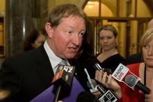 ACC Minister Nick Smith. Photo / Mark Mitchell