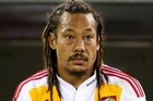 Tana Umaga found he was welling up near kick-off. Photo / Getty Images
