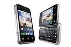 Motorola's Android 1.5-powered Backflip smartphone.