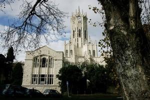 University of Aucklan Chris. Photo / Chris Skelton