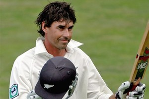 Stephen Fleming will captain the Canterbury Invitation XI. Photo / Paul Taylor