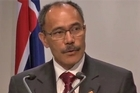 Lieutenant General Jerry Mateparae said he was honoured when John Key asked him to be the next Governor-General.