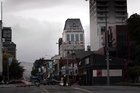 Members want the Christchurch rebuild to remain within  the four avenues. Photo / Doug Sherring