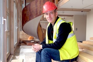 Grand Designs'  Kevin McCloud. Photo / Supplied
