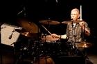 Jack DeJohnette performs <i>Jack Johnson: Soundtrack to a Legend</i>. Photo / John McDermott