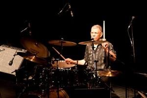 Jack DeJohnette performs  Jack Johnson: Soundtrack to a Legend . Photo / John McDermott