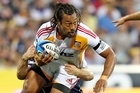 Tana Umaga. Photo / Getty Images